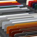 150 Aluminiumfarben von roma ohne Aufpreis