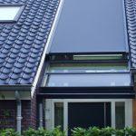Zip-Markise Dachschräge
