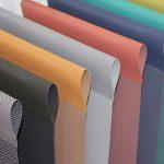 Textilscreens Polen